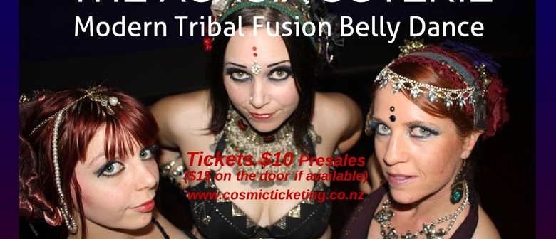 The Acacia Coterie - Modern Tribal Fusion Belly Dance