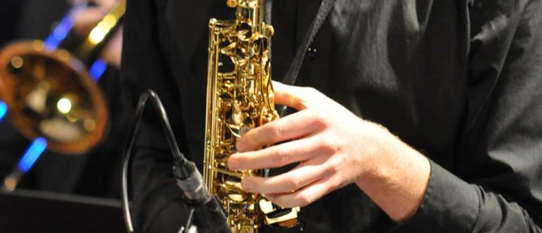 NZSM Lunchtime Concert  –Honour's Jazz Combos