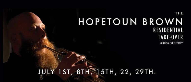 Hopetoun Brown