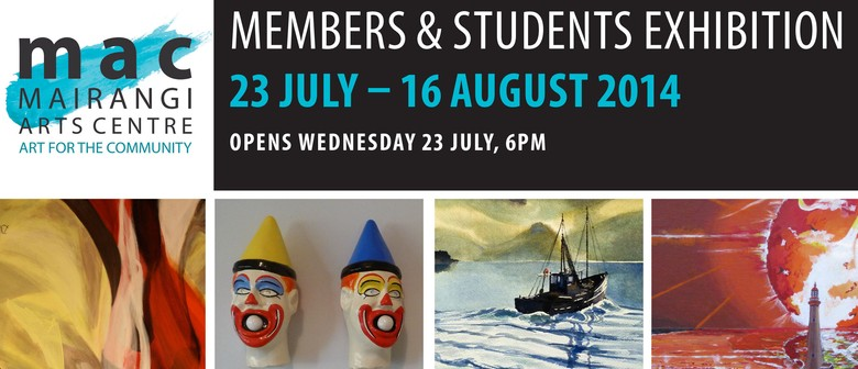 MAC Members and Students Exhibition