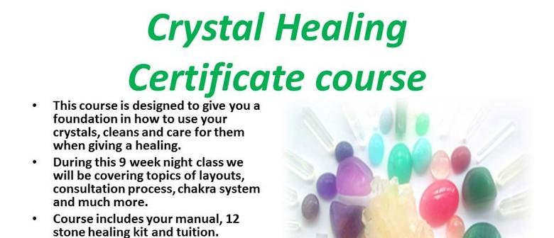 Crystal Healing Certificate Course - Christchurch - Eventfinda