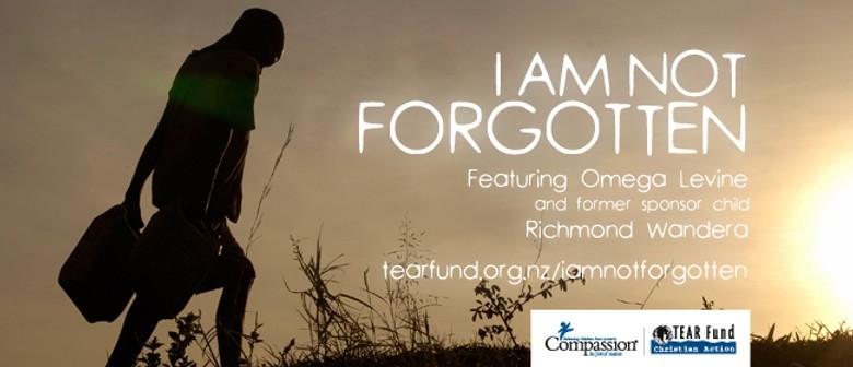 I am Not Forgotten Tour 2014