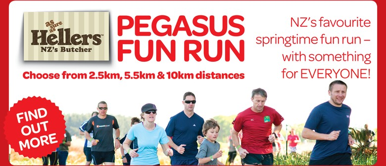 Hellers Pegasus Fun Run