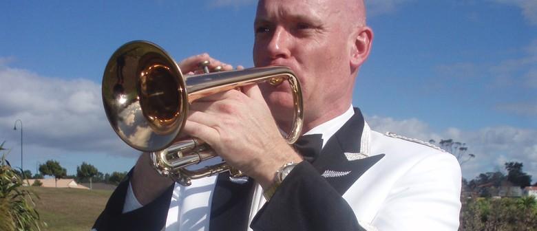 John McGough Trumpeter, DJ