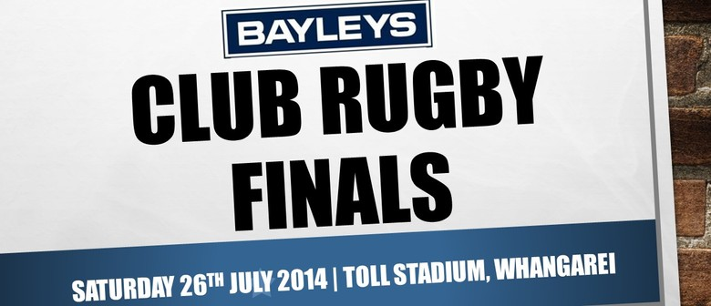 Bayleys Club Rugby Finals