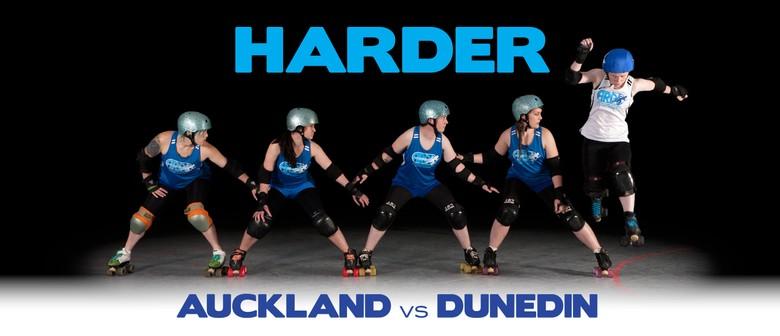 Auckland Roller Derby vs. Dunedin Derby