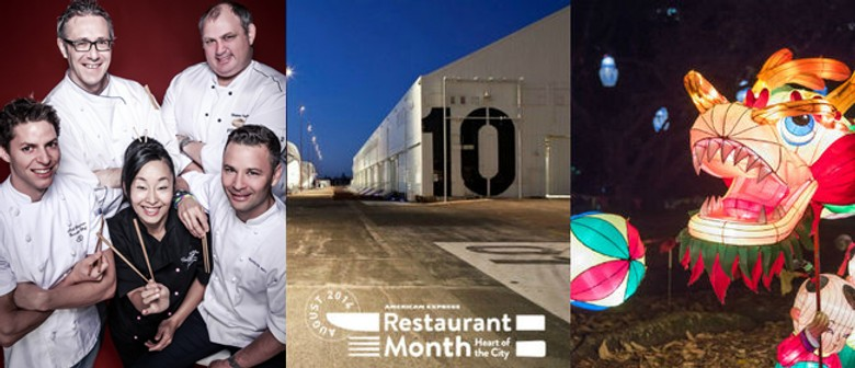 Restaurant Month Official Launch Party
