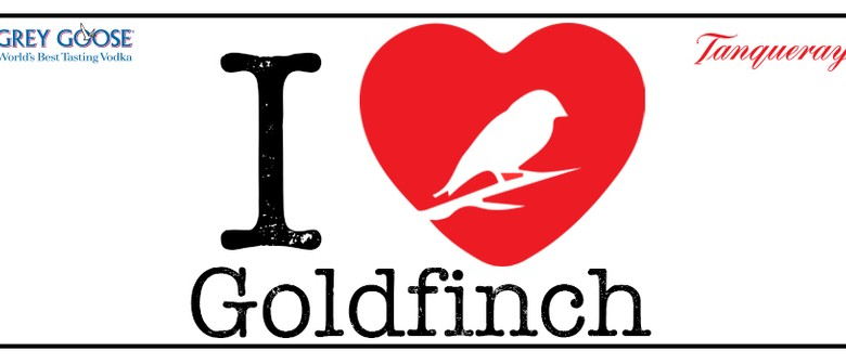 I Heart Goldfinch