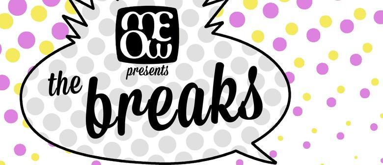 The Breaks - Party Hip Hop, 90s Throwbacks, RnB Classics