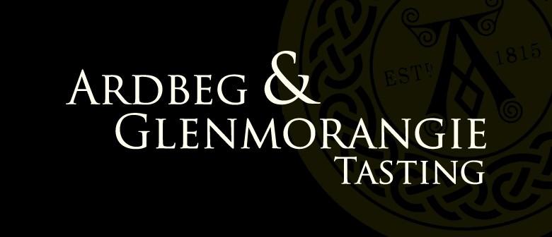 Ardbeg & Glenmorangie Tasting