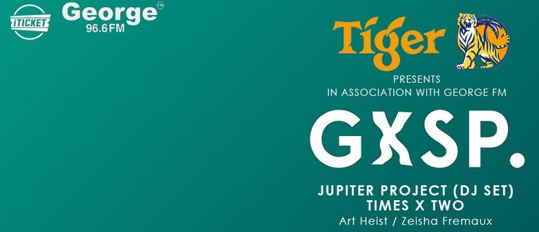 Tiger Presents Gasp. & Jupiter Project (DJ Set)