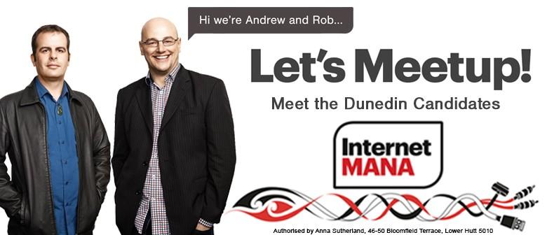 InternetMANA Meetup
