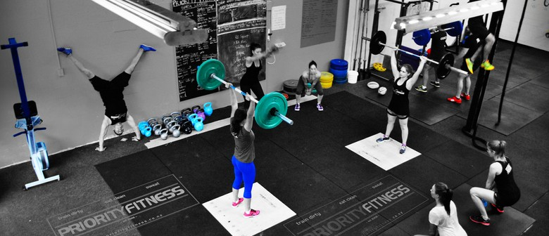 KettleBell School Session