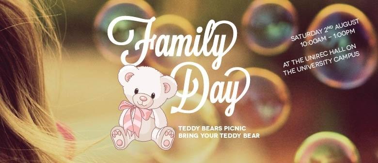 Family Day - Teddy Bears Picnic