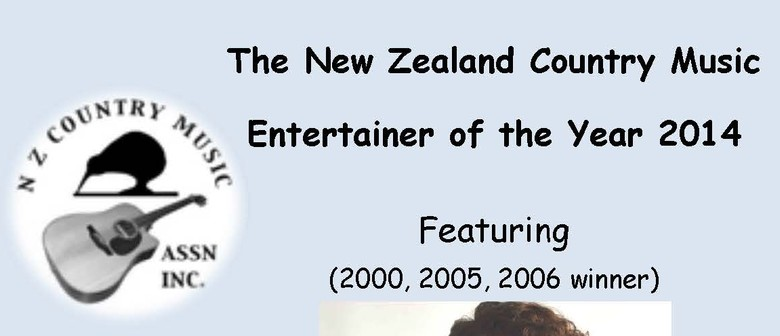 NZCMA - Country Music Entertainer of the Year Awards