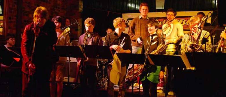 NZ School of Music Big Bands 1 & 2  &  Jazz Guitar Big Band