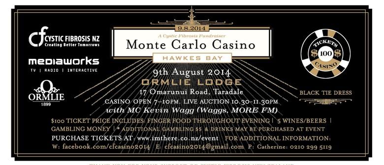 Cystic Fibrosis Casino Night