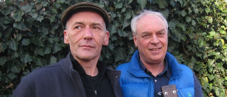 Tony Hale & Jon Hooker and Applecross