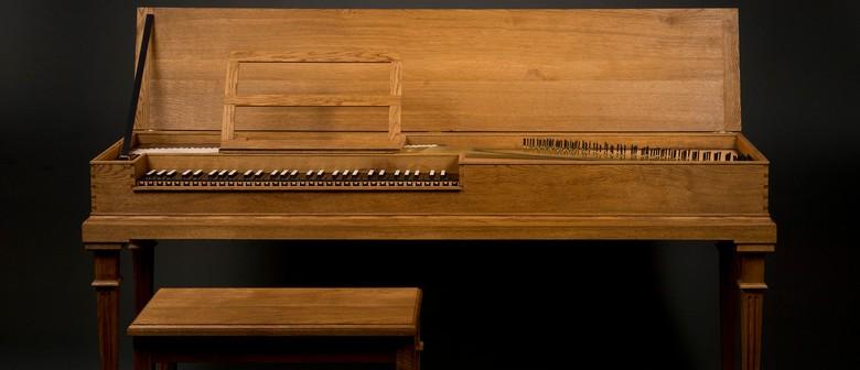 James Tibbles: New Clavichord Premiere Recital
