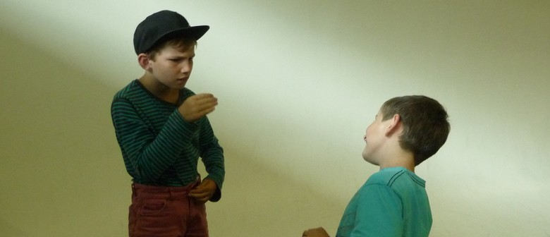 After-School Youth Theatre Classes 8-10yrs
