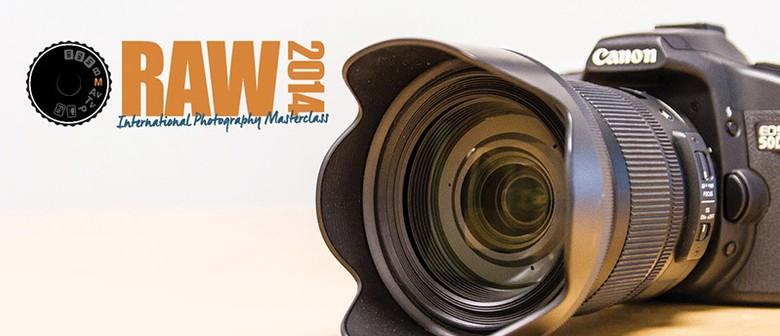 Raw - Mike Davis Photographic Masterclass