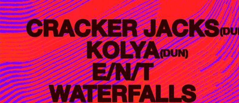 Cracker Jacks,Kolya, E/N/T, Waterfalls, mHz, Lady Lazer