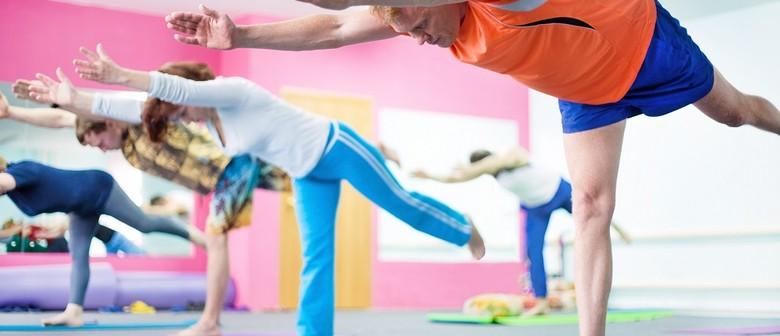 Yoga Mid Morning Class