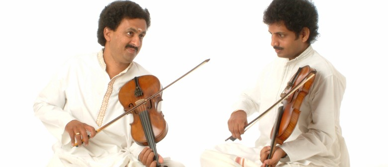 Violin Duo: Mysore Brothers