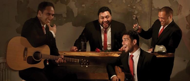 An Evening With The Modern Maori Quartet