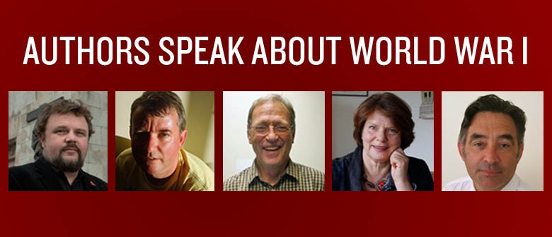 Authors speak about World War I