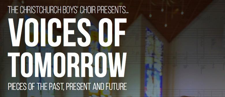 'Voices of Tomorrow' (Album Release Concert)