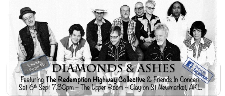 Diamonds & Ashes - The Redemption Highway Collective