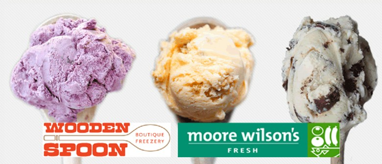 Wooden Spoon Boutique Freezery Keep Calm Eat Ice Cream