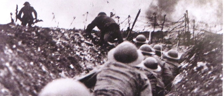 Sons of Empire: WW1 Public Lecture Series
