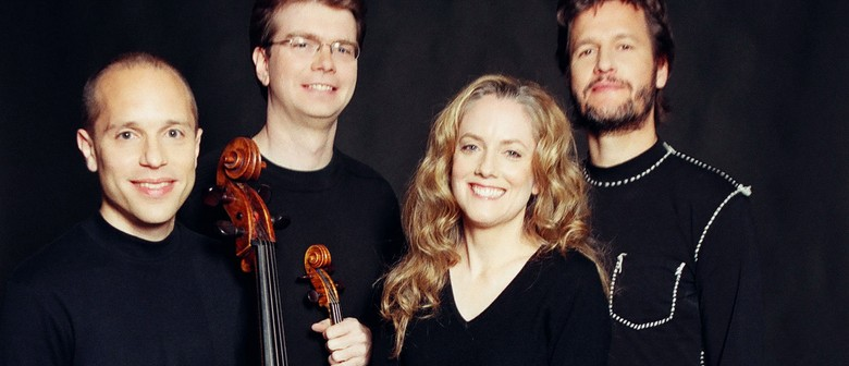 Chamber Music NZ Presents: The St Lawrence String Quartet
