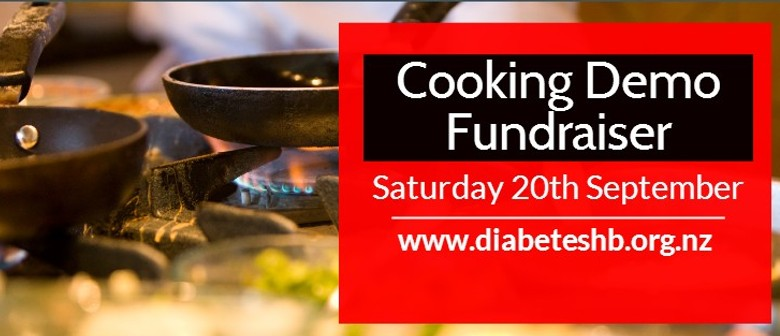 Charity Cooking Demonstration and Auction