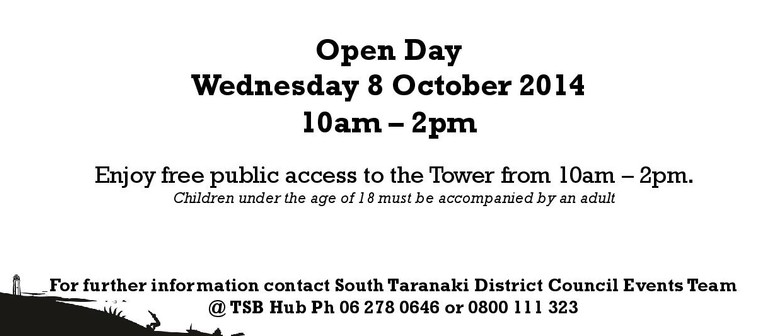 Hawera Water Tower 100 Years Celebrations - Open Day