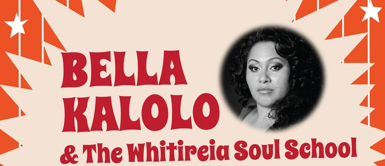 Bella Kalolo and The Whitireia Soul School