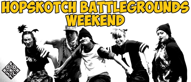 Hopskotch Battlegrounds Weekend