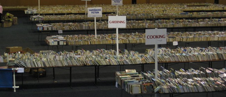 Bargain Book Fair