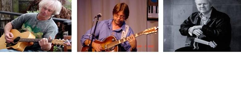 Three Songwriters - Wayne Mason, Andrew London, Rob Winch