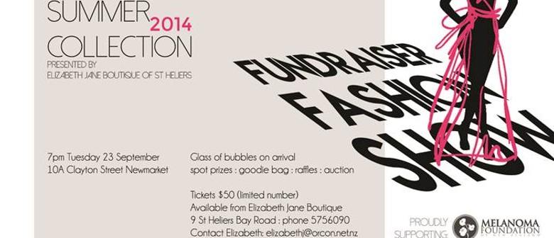 Elizabeth Jane Boutique Fundraiser Fashion Show