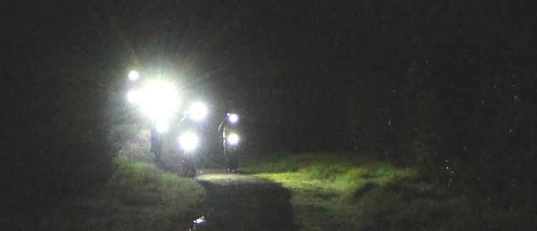 Tunnel Vision Mountain Bike Night Ride