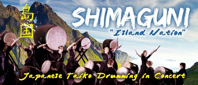 Shimaguni - Taiko Drumming in Concert