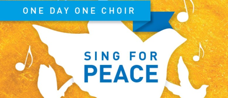 One Day One Choir Sing for Peace