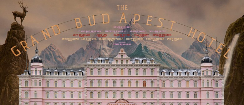 Cinema Club - The Grand Budapest Hotel