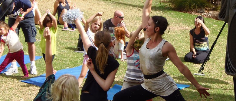 Yoga, Song and Story Time for Preschoolers