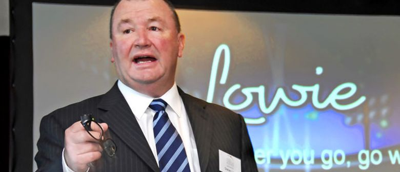 An Evening with Lowie (Graham Lowe ONZM, QSM)