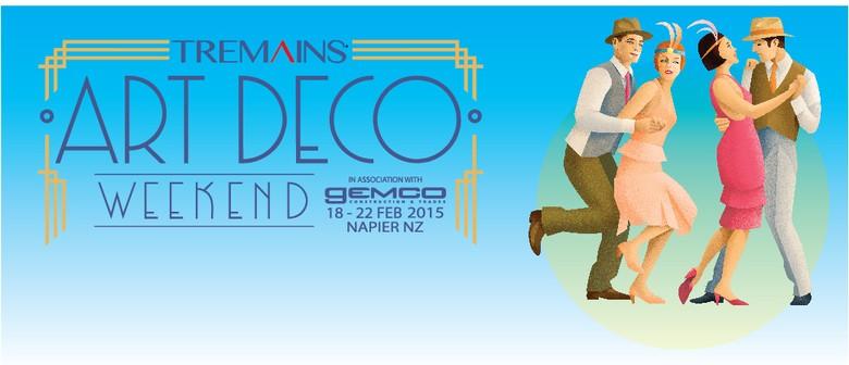 Jazz, Baby - Tremains Art Deco Weekend