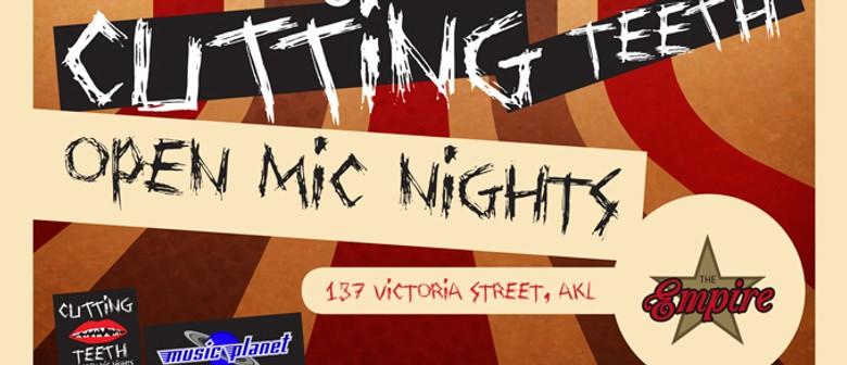 City Open Mic Night